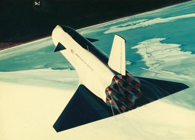 space shuttle concept art 11