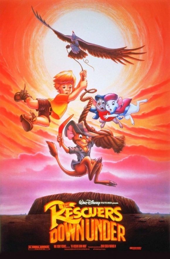 1990-The-Rescuers-Down-Under-Poster-526x800