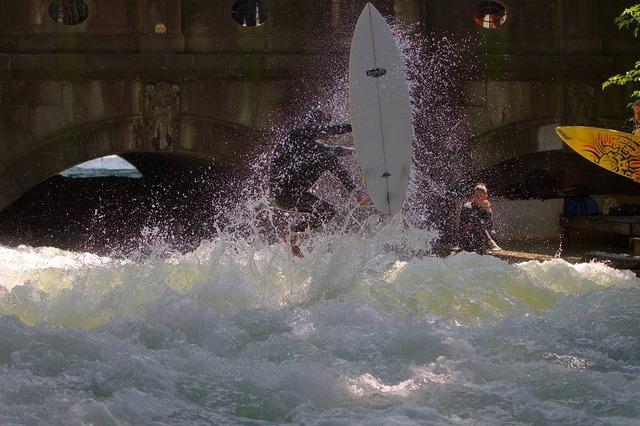 munich eisbach surf surfing 6