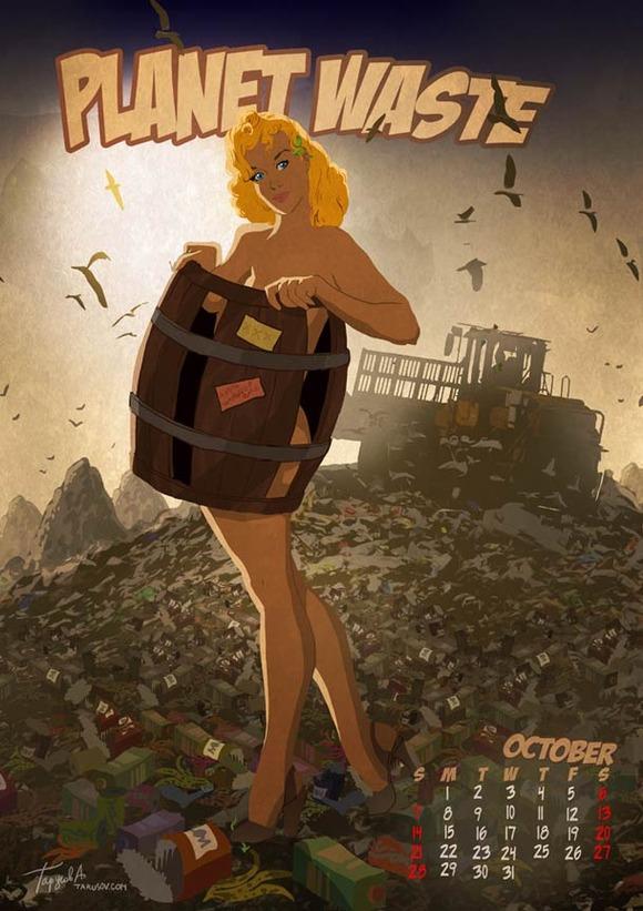 apocalypse-tomorrow-pin-up-calendar-2012-08