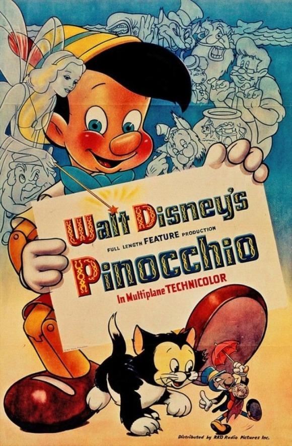 1940-Pinocchio-Poster-524x800