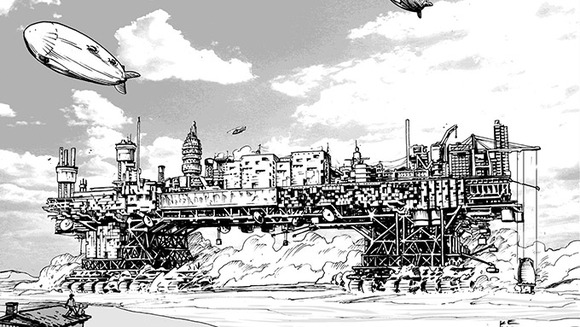 Walking-City-by-Spanish-architect-Manuel-7