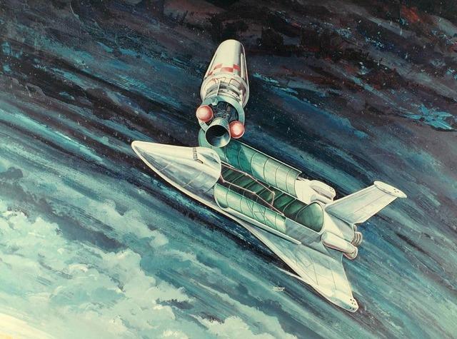 space shuttle concept art 27