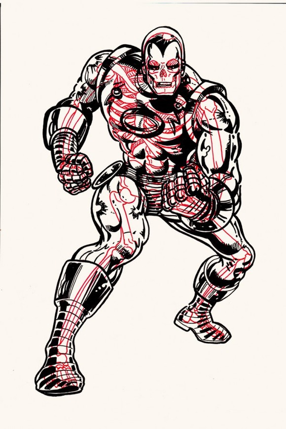 XRAY-Comic-Characters-Iron-Man-by-Chris-Panda-600x900