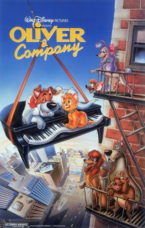 1988-Oliver-and-Company-Poster-511x800