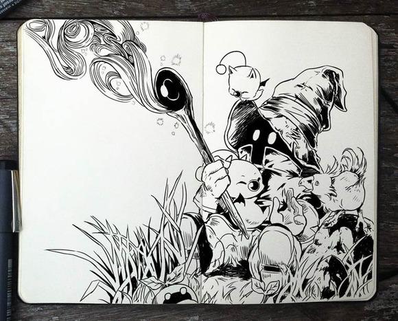 365-Days-Of-Doodles-Gabriel-Picolo-21