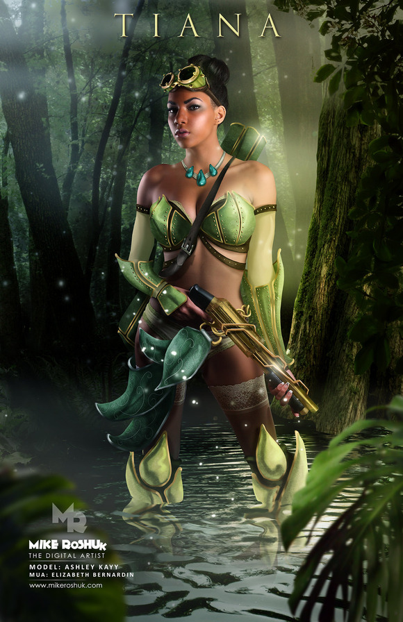 tiana__the__warrior__princess_by_kuhsor-d6a93kr
