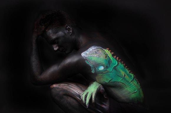 £££ Body art by Gesine Marwedel-1470455