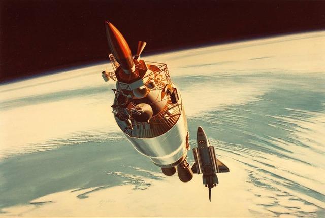 space shuttle concept art 25
