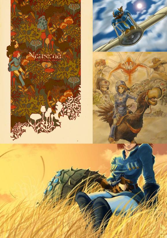 漫画『風の谷のナウシカ』の魅力を最終巻まで徹底 …