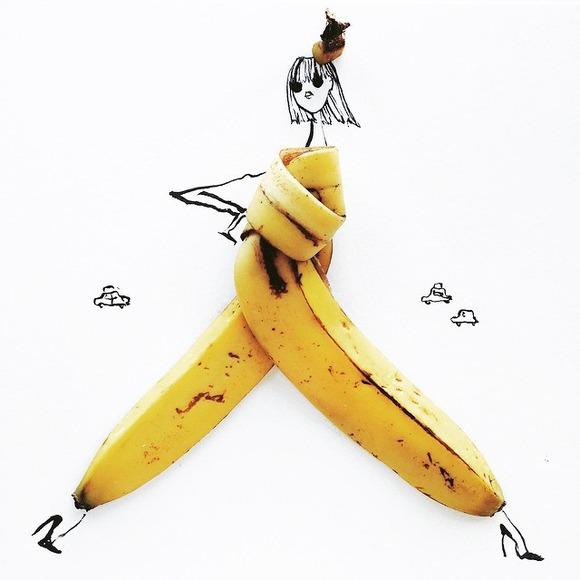 Banana-Wrap