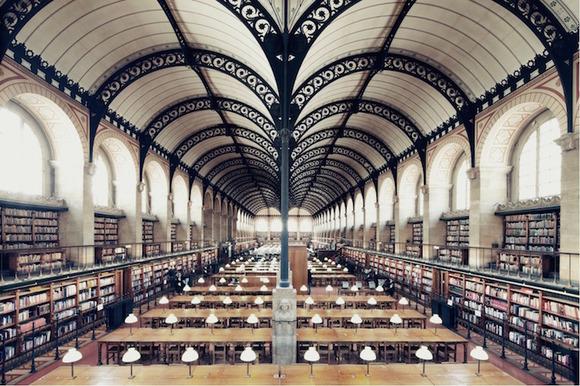 Bibliothèque Sainte-Geneviève (Paris)