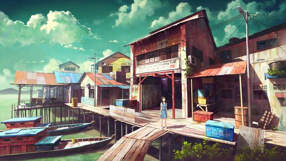 fishing_village_schoolgirl_3_0_by_feigiap-d5377av