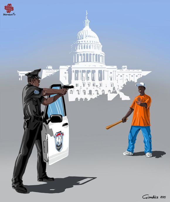 Police in USA