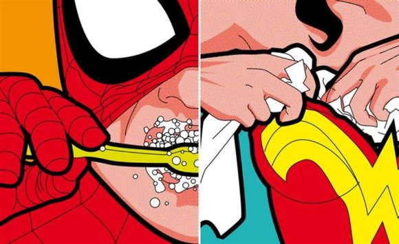 The-Secret-Life-of-Superheroes-by-Greg-Guillemin-5