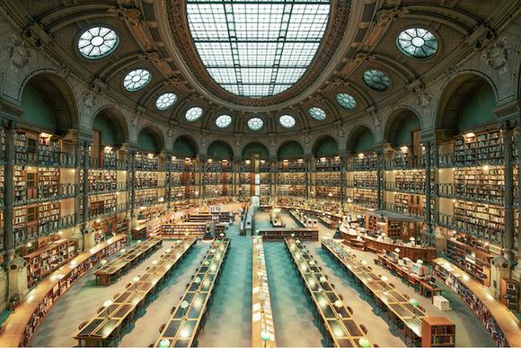 Bibliothèque nationale de France (Paris)
