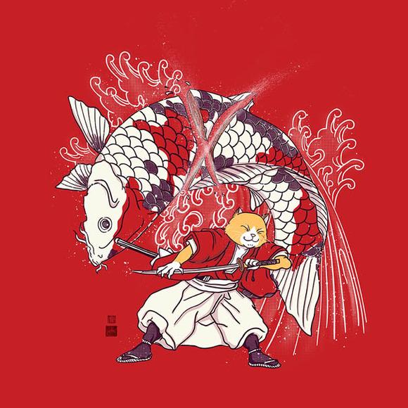 Samurai Cat X