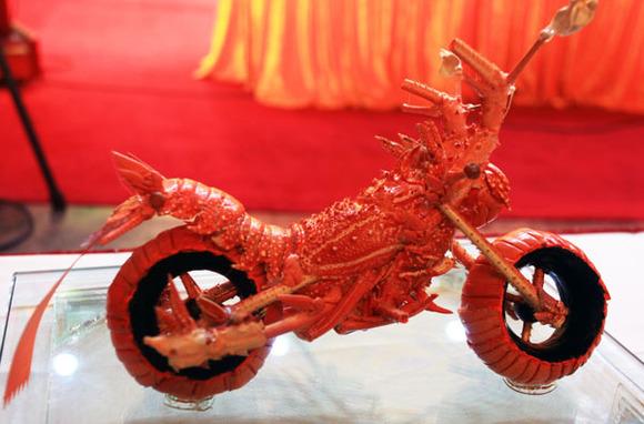 Lobster-Motorcyle
