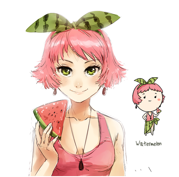 watermelon_by_meago-d5az02h