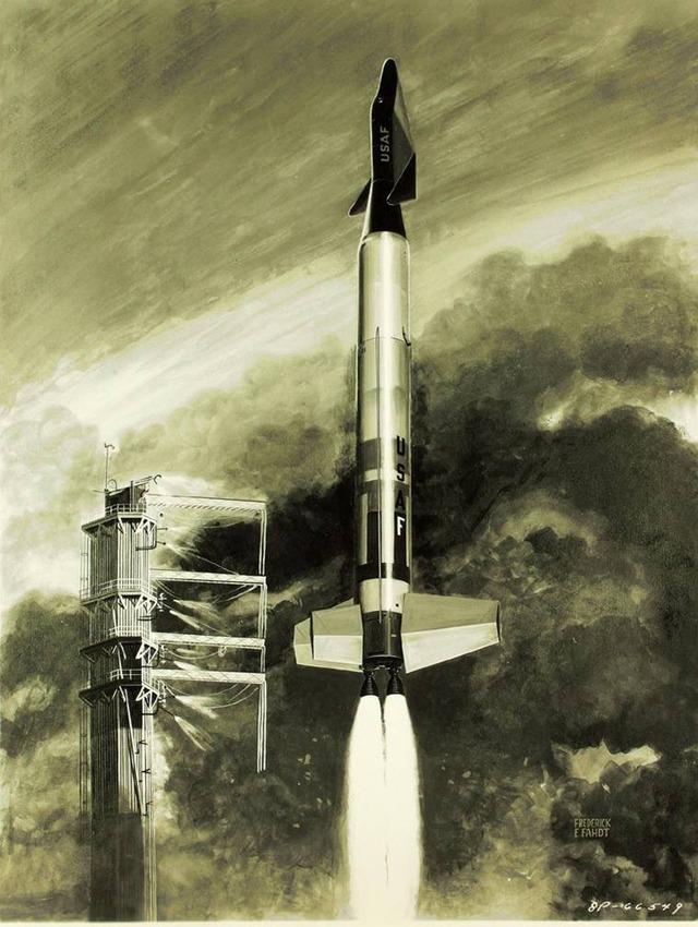 space shuttle concept art 1