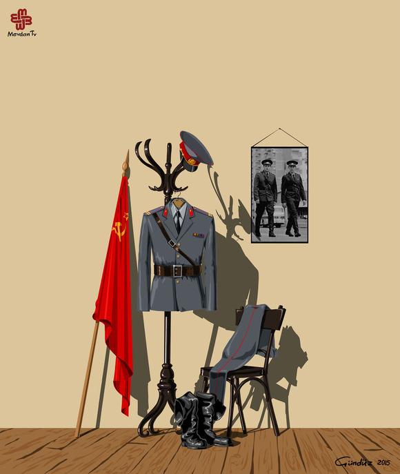 Police in USSR
