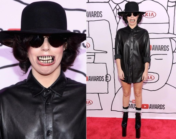 michael-jackson-gaga-10-outrageous-outfits-Lady-Gaga