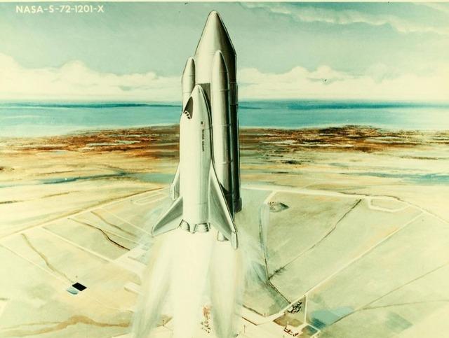 space shuttle concept art 19