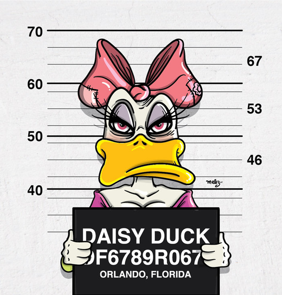 daisy-duck-mugshot