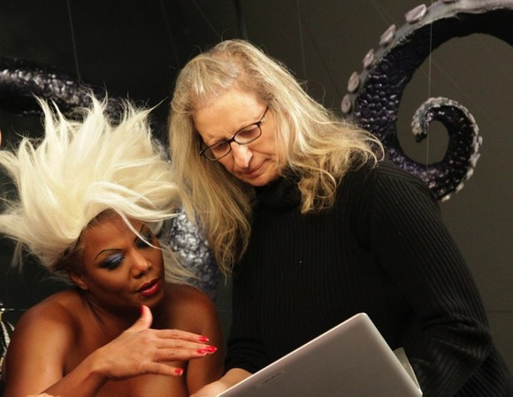 Queen Latifah as Ursula from The Little Mermaid2