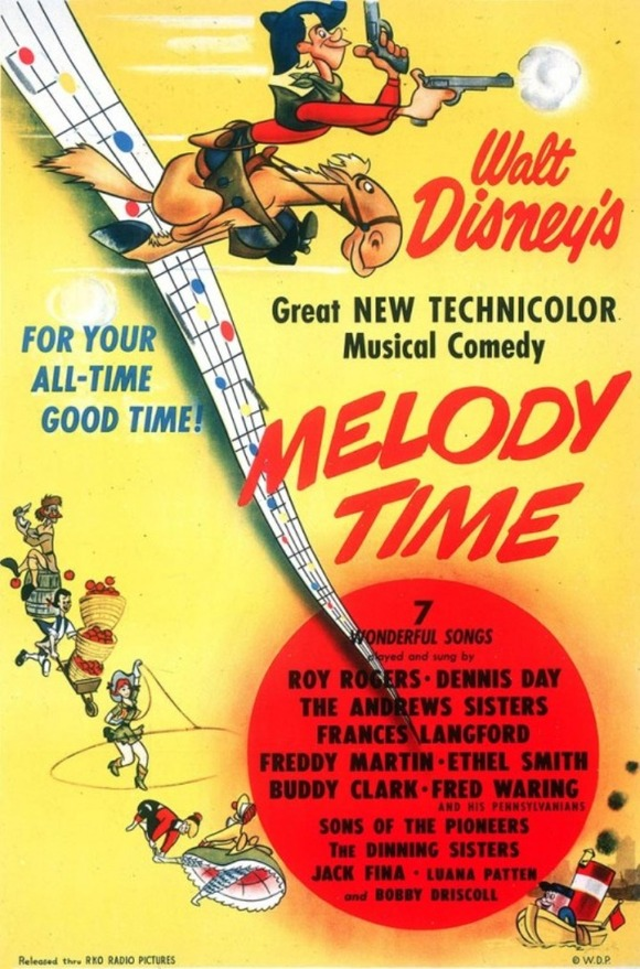 1948-Melody-Time-Poster-528x800