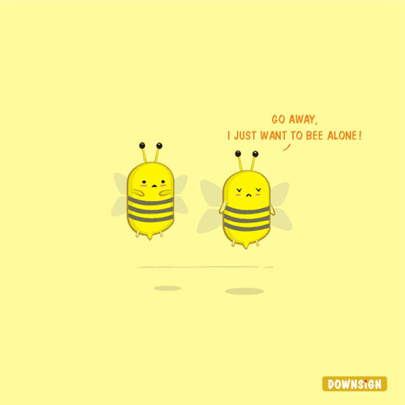 Bee Alone