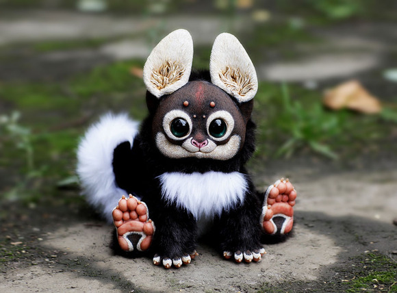 cute-animal-fantasy-dolls-santani-11