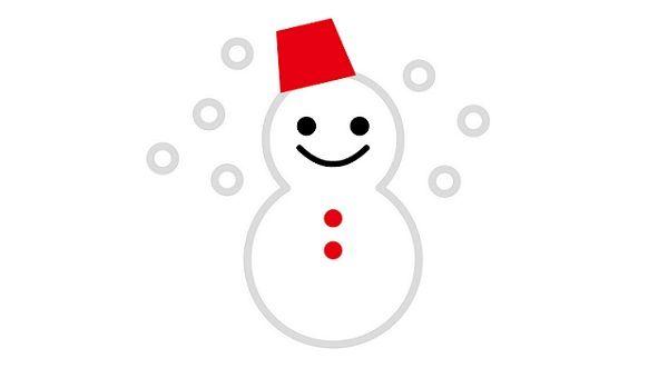 「雪が積もった大仏」を見た息子の感想に母親が笑う