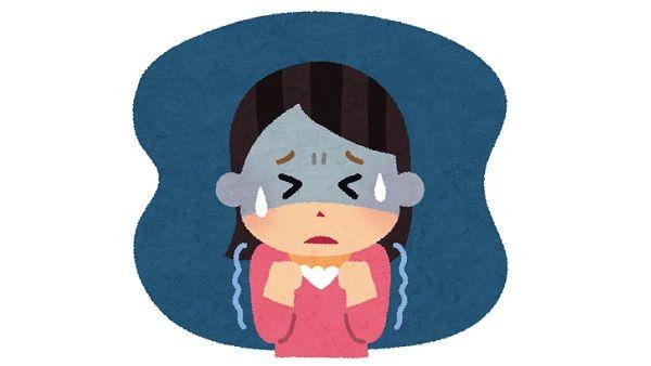 デパートのトイレで子供の手を引っ張っていた母親らしき女性の行動に恐怖した話