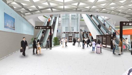福岡空港がリニューアルして日本一便利な空港になってしまう