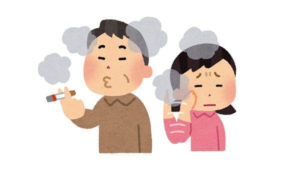 嫌煙家が喫煙席でタバコの悪口を大声で言って喫煙者を追い出すことに成功する
