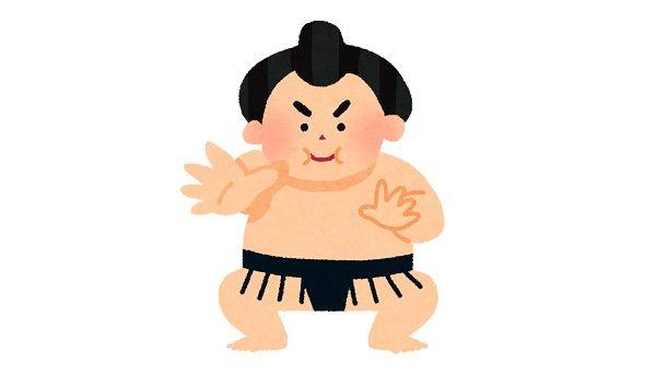 AbemaTVの相撲中継で表示された力士のパラメーターが話題に