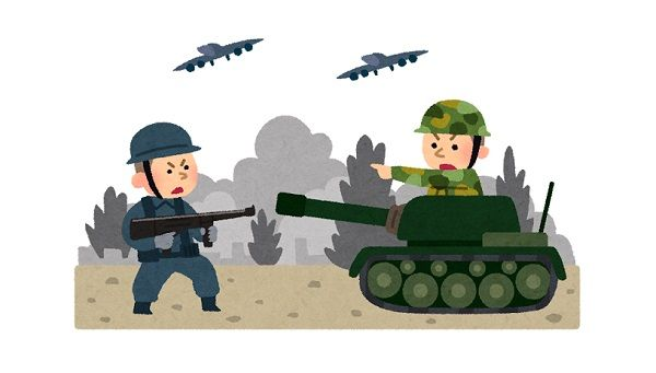 現役小学生によると「祖父母に戦争体験を聞く」という課題が未だに健在らしい