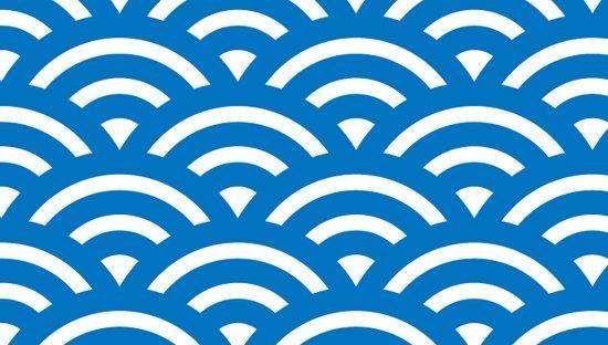 ハンカチの青海波柄を見た子供の感想にネット上で衝撃