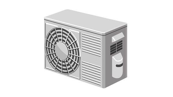 エアコンの室外機が壊れたので応急処置したら壊れる前より冷えて寒いレベルに