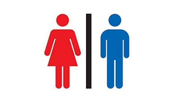 「ピクトグラムが脳筋な男子トイレ」が話題に