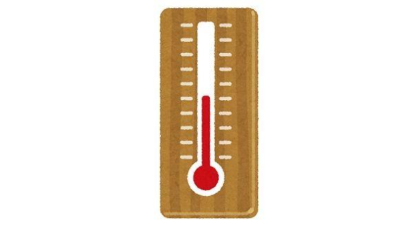 日本一寒い町の陸別町の今日の気温