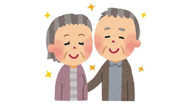 仲睦まじい老夫婦が明かした夫婦円満の秘訣にネットも納得