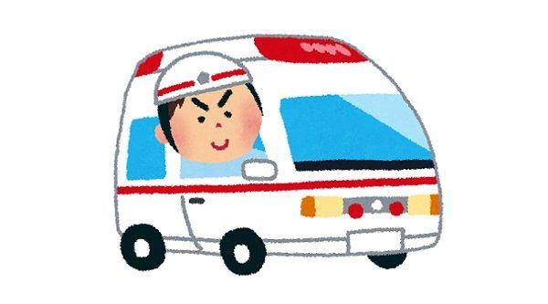 「サイレンを鳴らしてゆっくりと走る救急車を邪魔しないで!」ツイッターで注意喚起