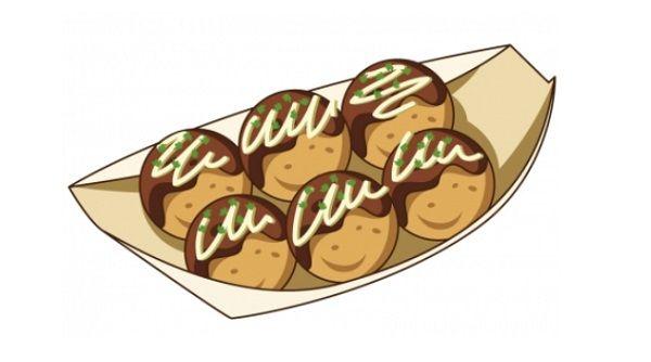 たこ焼き1皿を10円で提供する「げんこつおじさん」がチビッ子に大人気