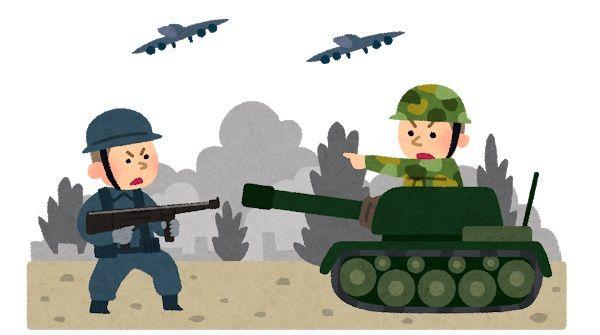 兵法家「戦術は戦力が十分でない時に用いるもの。十分なら単に進撃するだけでいい」