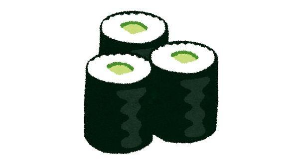 長野の居酒屋が提供している「かっぱ巻き」が話題に