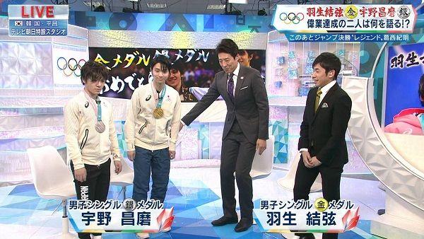 「オリンピックの魔物」について聞かれた羽生選手と宇野選手の回答が面白い