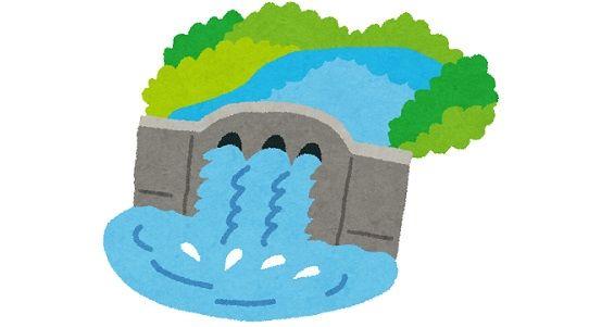 ポルトガルにあるコンチョス湖のダムが「地球の肛門」に例えられる