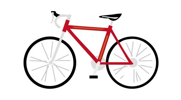 マンションのドアの前に自転車が倒れて出られなくなり救助を呼ぶ羽目に